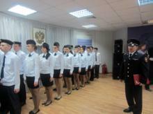 Краевое министерство поблагодарило полицейских за сотрудничество в создании правовых классов