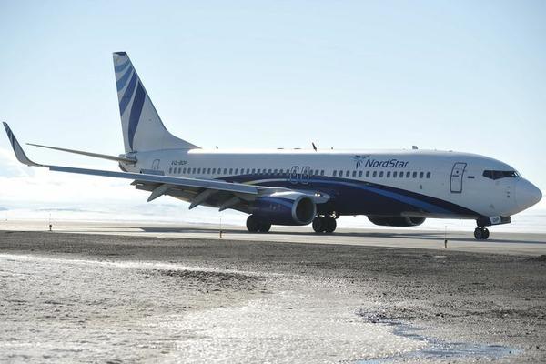 В апреле авиакомпания NordStar открывает новые рейсы