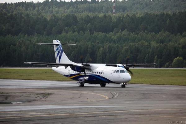 NordStar открывает новые рейсы из Красноярска в Братск, Читу и Стрежевой