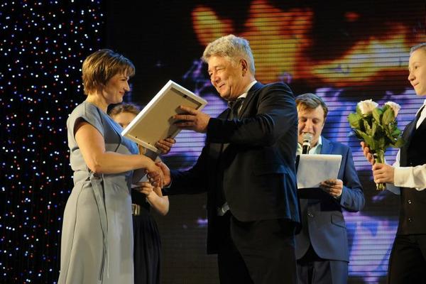 """Сотрудников """"Норильскгазпрома"""" и """"Норильсктрансгаза"""" наградили в честь юбилея газовой отрасли на Таймыре"""