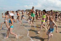 Юные норильские спортсмены летом смогут отдыхать и тренироваться в Болгарии