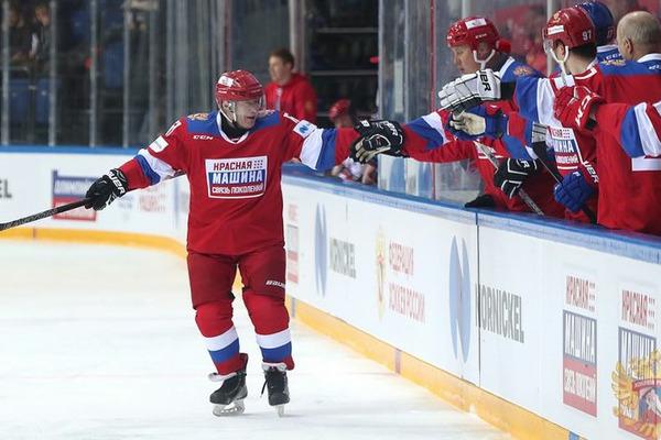 """Федерация хоккея России и """"Норникель"""" представили программу партнерства"""