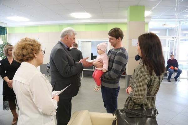 Норильские семьи познакомились с петербургским экспертом в сфере вспомогательных репродуктивных технологий