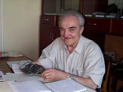 В июле 100 лет исполняется со дня рождения минералога Александра Генкина
