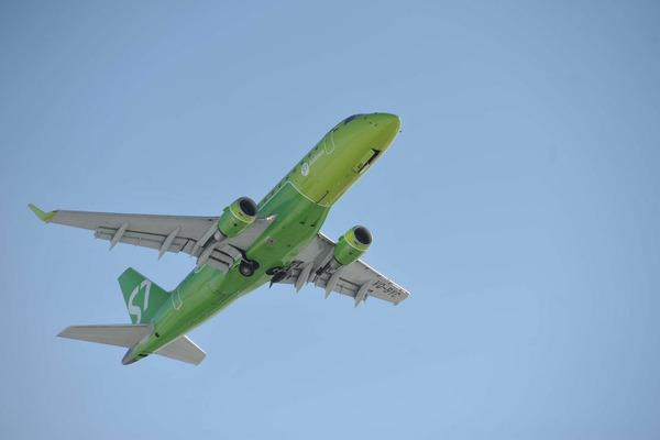 S7 Airlines снизила цены на льготные авиабилеты