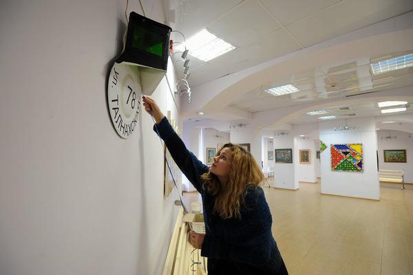 Художественная галерея приглашает на очень летний вернисаж
