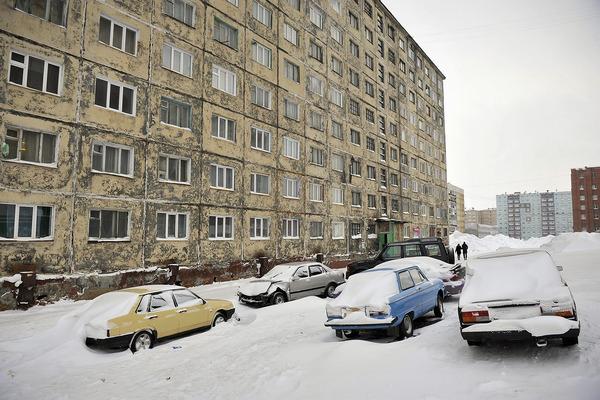 Общественная комиссия Норильска по развитию городской среды определила адреса благоустройства