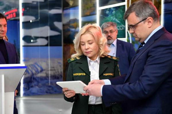 Светлана Радионова: «Норникель» делает хорошую плановую работу»