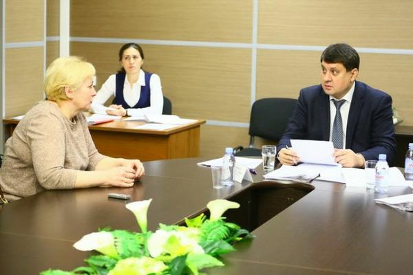 134 норильчанина обратились за консультацией в День приема граждан