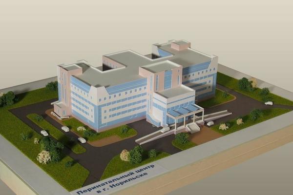 Уголовное дело возбуждено по факту получения взятки при строительстве перинатального центра в Норильске