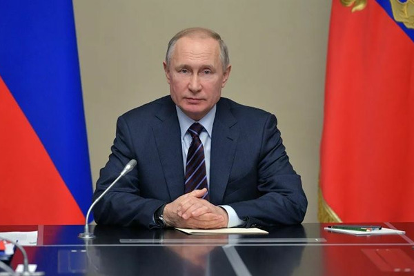 Владимир Путин призвал россиян выдержать режим самоизоляции