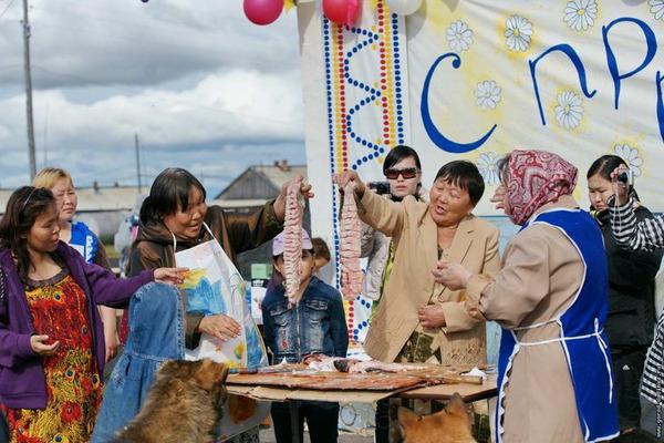В дудинских поселках готовятся к празднику рыбаков