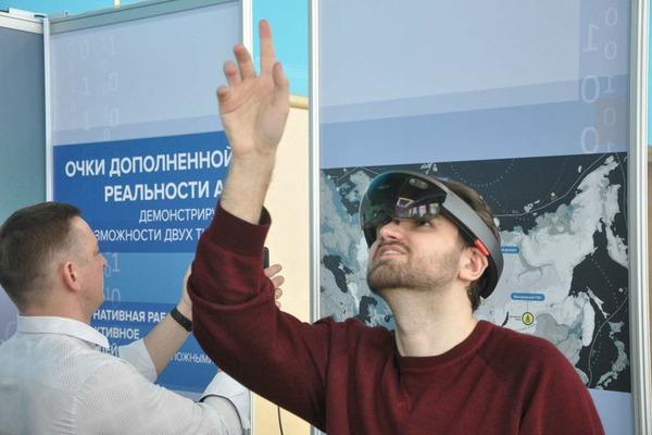 «Норникель» предлагает обучать работников новым программам с помощью дополненной реальности