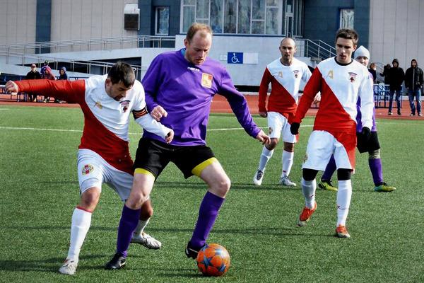 Чемпион Норильска по футболу определится к концу недели
