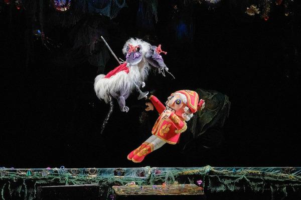 Красноярский театр кукол приедет в Норильск
