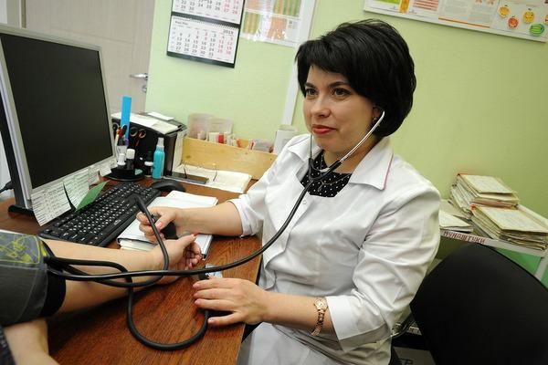 За вторую неделю апреля ОРВИ и гриппом заболели около тысячи норильчан