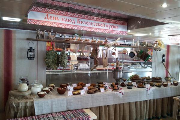 День белорусской кухни в рабочей столовой Медного завода стал настоящим праздником