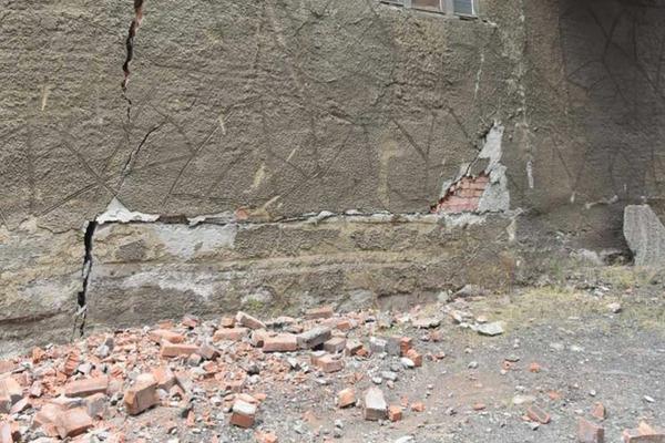 В Норильске началось расселение четырех аварийных гостинок