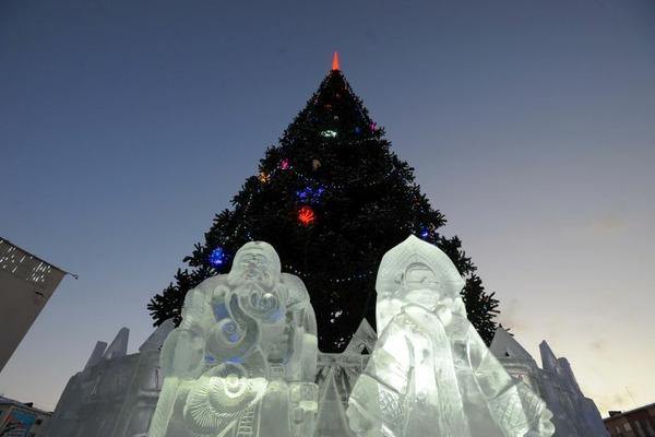 Снежные городки в Норильске откроют 14 декабря