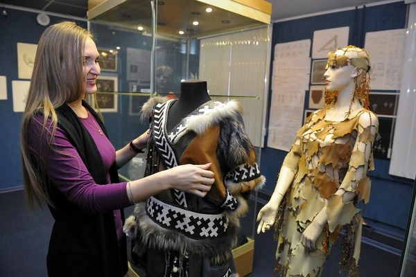 Норильчане смогут увидеть уникальные авторские костюмы коренных народов Севера