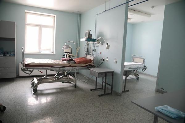 В Норильской горбольнице №2 разворачивают базовый спецгоспиталь