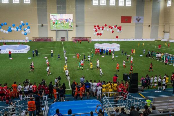 Кубок «Норникеля» по мини-футболу вновь разыграют на Енисее