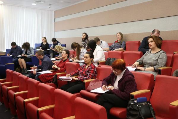 Около 300 норильчан приняли участие в Международной образовательной акции «Тотальный диктант»
