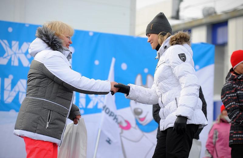 «Лыжня «Норникеля» – 2019»