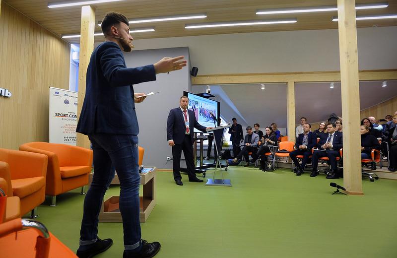 Sport Connect в Норильске и Дудинке