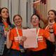 Завершающий модуль образовательной программы «Перемена» прошел в Норильске