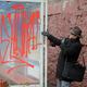 Вандалы разрисовали почти все остановки в Центральном районе города