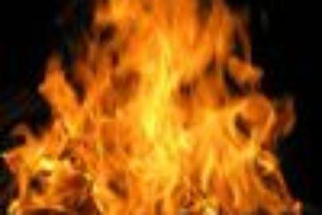 Два поджога совершены в Дудинке за неделю