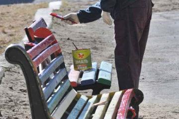 25 млн. руб. потратят на благоустройство и озеленение Центрального района Норильска