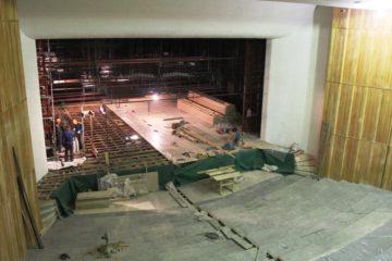 В Норильске завершается реконструкция Дворца культуры