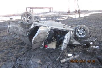 Норильским полицейским требуется помощь очевидцев ДТП, в результате которого серьезно пострадал молодой человек