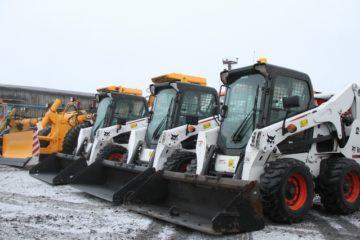 118 единиц дорожной техники будут убирать норильские улицы зимой
