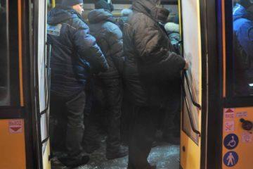Схемы движения ряда автобусов по Центральному району Норильска изменятся с 1 января