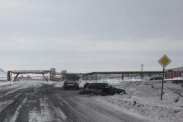 Двое норильчан погибли в утреннем ДТП в промзоне Талнаха