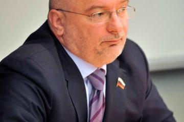 Сенатор Андрей Клишас находится с рабочим визитом в Норильске