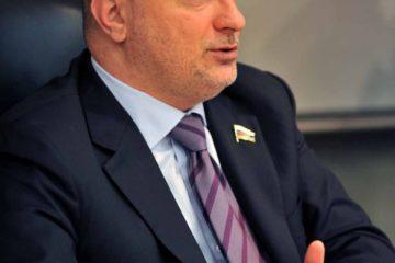 Андрей Клишас вновь стал сенатором от правительства Красноярского края