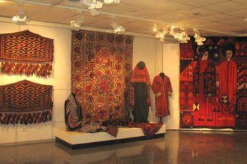 """Сегодня в норильском музее откроется выставка """"Тюркский мир: Традиционное искусство тюркоязычных народов Евразии"""""""
