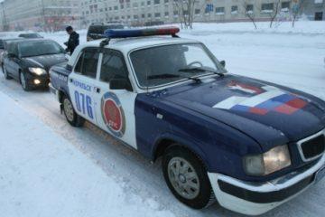 Норильчане стали чаще обращаться в полицию по вопросу обеспечения безопасности дорожного движения