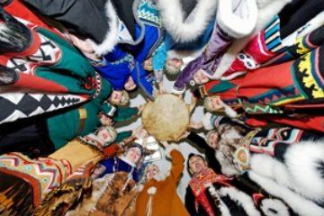 Делегация Таймыра примет участие в фестивале Русского географического общества