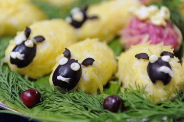 Итоги конкурса среди производственных столовых на лучшую предновогоднюю выставку-продажу блюд подвели в Норильске