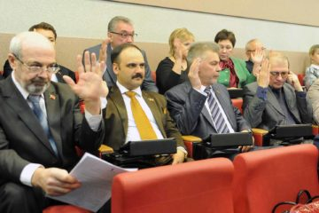 Создание Общественной палаты одобрили депутаты Норильского Горсовета на сессии сегодня