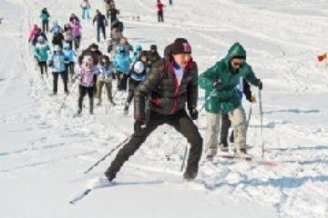 Лыжня Таймыра завершила спортивный зимний сезон