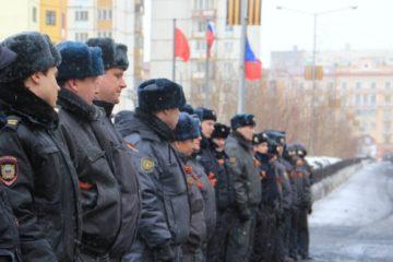 Безопасность на первомайские праздники в Норильске првоохранители будут обеспечивать совместно с народными дружинниками