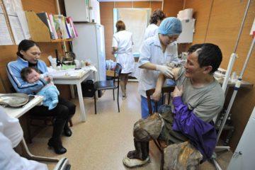 Выездные медицинские бригады начали работать в таймырских поселках