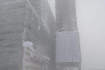 """На шахте """"Скалистая"""" рудника """"Комсомольский"""" установлена новая клеть"""