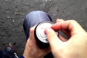 111 фактов употребления алкоголя в общественных местах выявили дудинские полицейские с начала года